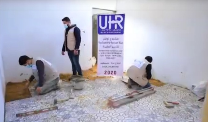 Renovating Homes in Gaza, One Home at a Time