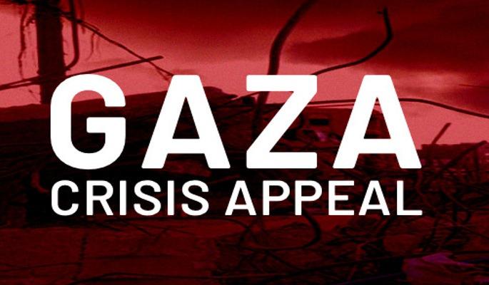Gaza Crisis  Appeal